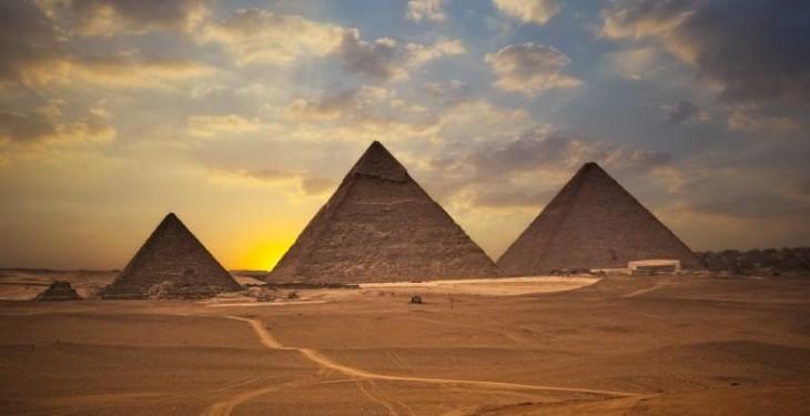 Pyramid image